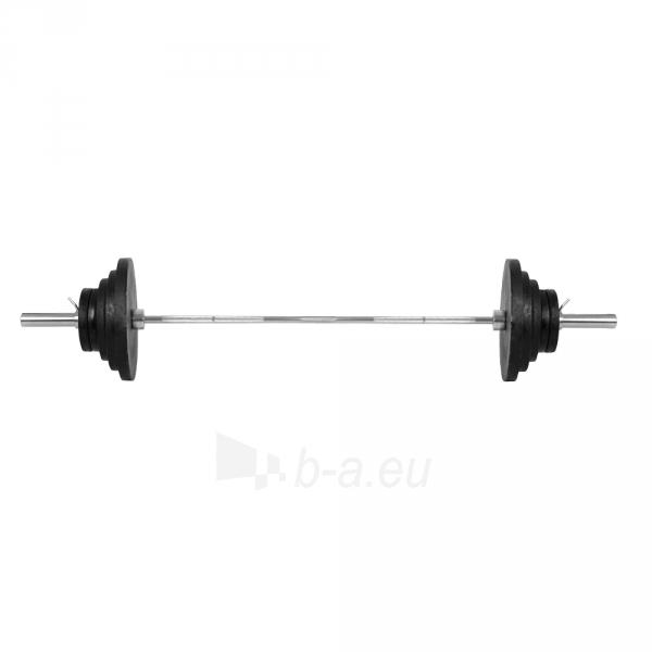 Hantelis inSPORTline BS11 140 kg Paveikslėlis 1 iš 2 250574000444