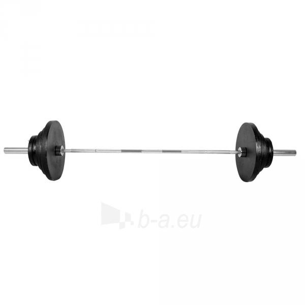 Hantelis inSPORTline BS11 140 kg Paveikslėlis 2 iš 2 250574000444