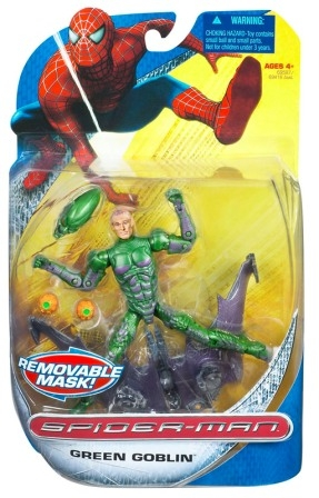 Hasbro 69597 Spider-man Green Goblin Marvel Paveikslėlis 1 iš 2 250710800200