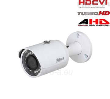 HD-CVI kamera su IR HAC-HFW1000SP-S3 Paveikslėlis 1 iš 1 310820046546