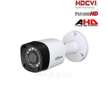 HD-CVI kamera su IR HAC-HFW1200RMP-S3 Paveikslėlis 1 iš 1 310820046547