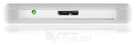 Icy Box External 2,5 HDD case SATA to 1xUSB 3.0, white Paveikslėlis 3 iš 3 250255600361