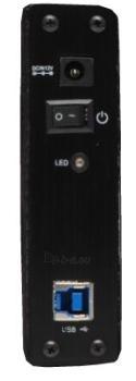 HDD korpusas Sandberg 3.5, SATA, USB3.0 Paveikslėlis 2 iš 3 250255521721