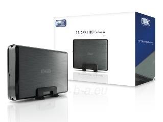 HDD korpusas Sweex 3,5;  SATA II; USB2.0 Paveikslėlis 1 iš 7 250255521726