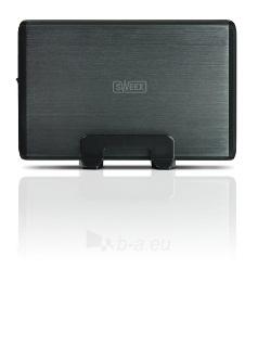 HDD korpusas Sweex 3,5;  SATA II; USB2.0 Paveikslėlis 3 iš 7 250255521726
