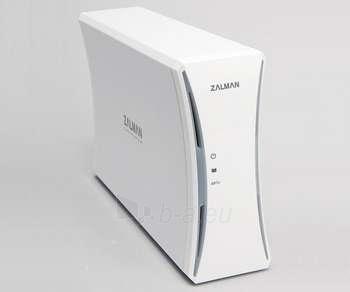 ZALMAN HE350 3.5'' S-ATA->USB3.0&ESATA Paveikslėlis 1 iš 1 250255600166