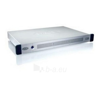 HDD LACIE 2TB GIGABIT ETHERNET DISK Paveikslėlis 1 iš 1 250255520009
