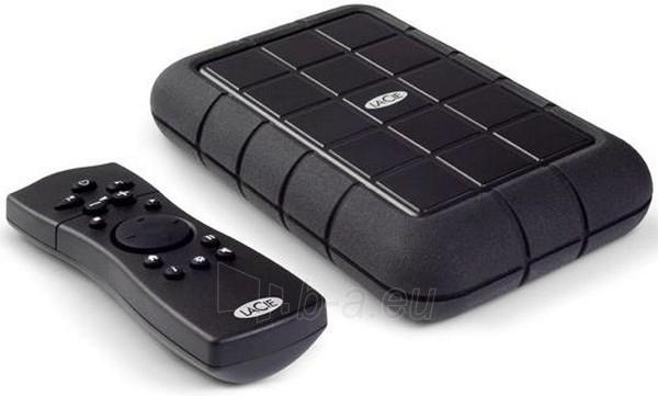 HDD LACIE LACINEMA RUGGED 320GB USB2.0 Paveikslėlis 1 iš 1 250255520070