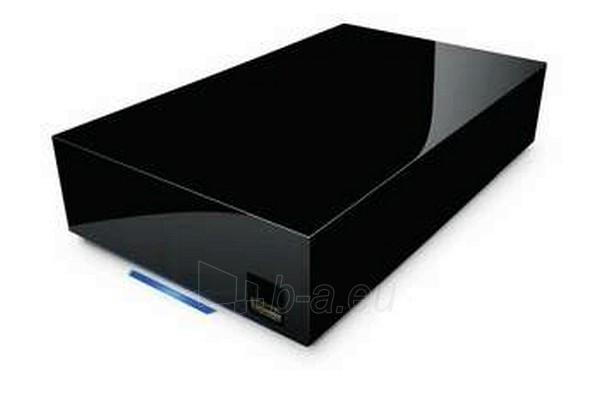 HDD LACIE NP NETWORK SPACE2 1TB RJ45 Paveikslėlis 1 iš 1 250255520040