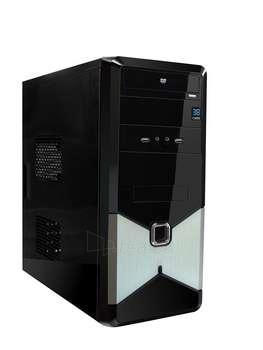 HEDY A1012 ATX MIDI TOWER CASE BLACK Paveikslėlis 1 iš 1 250255900240