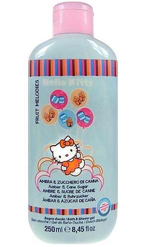 Hello Kitty Fruit Melodies Bath & , Amber & Cane sugare Cosmetic 250ml Paveikslėlis 1 iš 1 30024900064