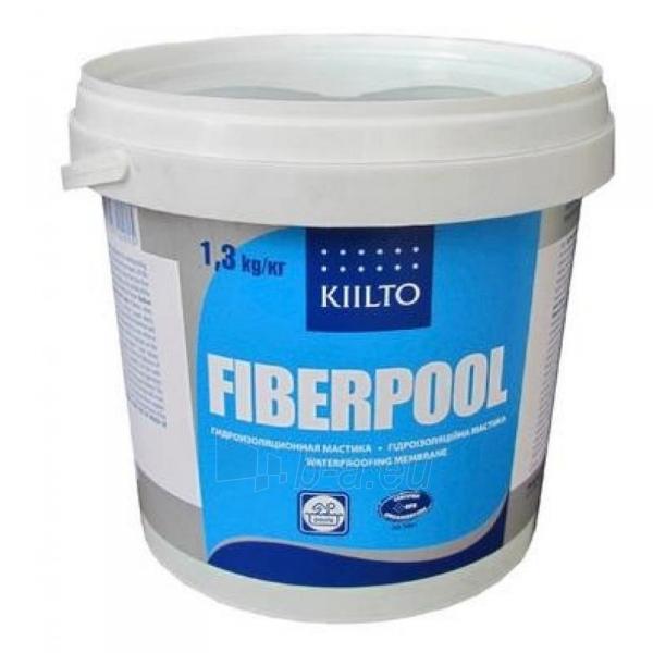 Hidroizoliacija Kiilto Fibergum 1.3 kg Paveikslėlis 1 iš 1 310820036593