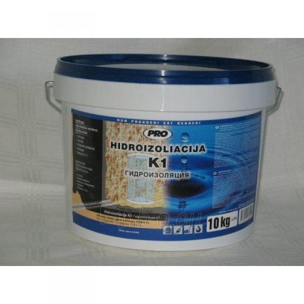Hidroizoliacija PRO K1 3 kg Paveikslėlis 1 iš 1 310820036374