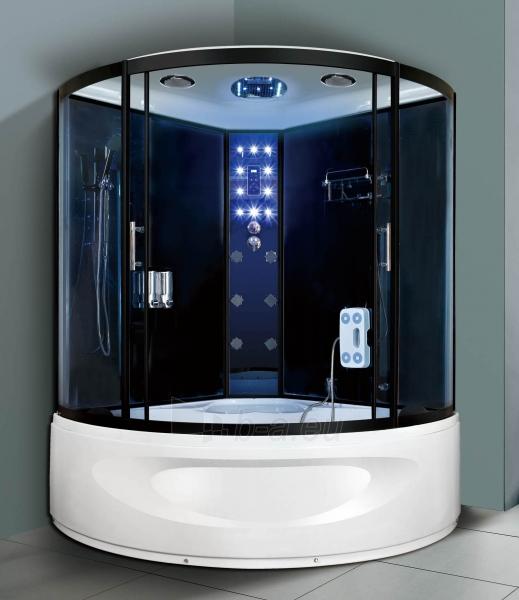 Hidromasažinė dušo kabina E-29 1500x1500 Paveikslėlis 1 iš 1 270730000643