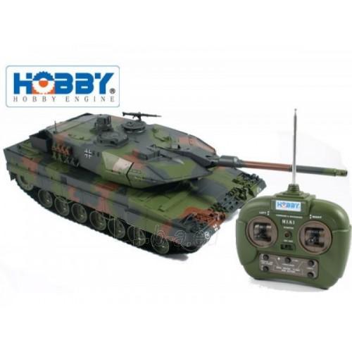 HOBBYENGINE Leopard 2A5 (26,995MHz/27,095MHz) 0807 Paveikslėlis 1 iš 1 310820005592