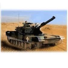 HOBBYENGINE M1A1 ABRAMS Tank (26,995MHz/27,095MHz) 0811 Paveikslėlis 1 iš 1 310820005599