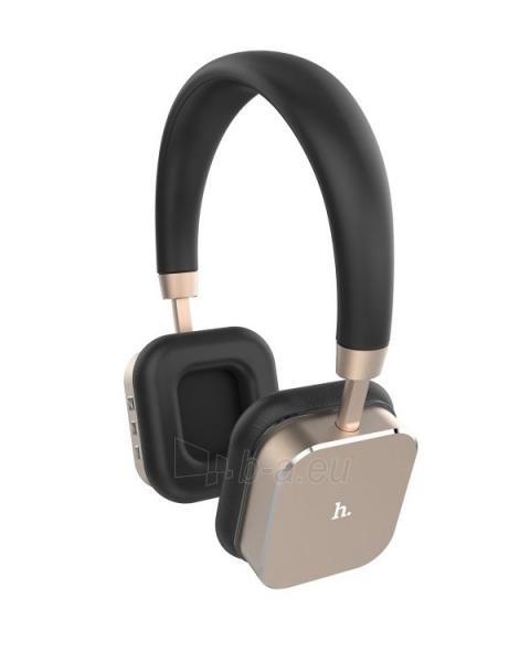 HOCO HPW01 Wireless Headphone (Bluetooth) HOCO zelts - gold Paveikslėlis 1 iš 1 310820012405