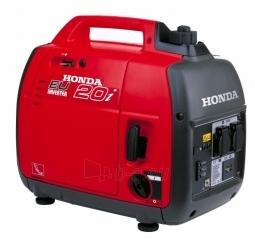Invertorinis generatorius Honda EU20i (2kW) Paveikslėlis 1 iš 4 225283000068