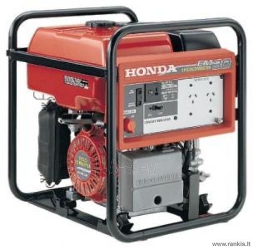 HONDA generatorius ciklokonverteris, 3 kW, HONDA EM30G Paveikslėlis 1 iš 1 310820017634