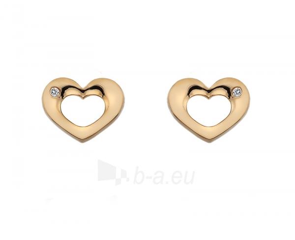 Hot Diamonds auskarai Hot Diamonds Emerge Heart Rose Gold DE435 Paveikslėlis 1 iš 1 310820024731