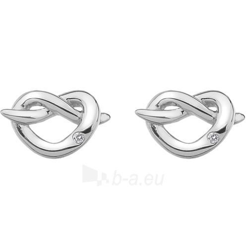 Hot Diamonds auskarai Hot Diamonds Infinity Heart DE450 Paveikslėlis 1 iš 3 310820025849