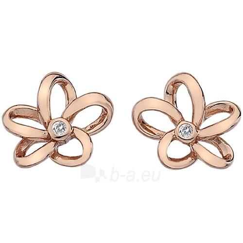 Hot Diamonds auskarai Hot Diamonds Paradise Rose Gold DE453 Paveikslėlis 1 iš 2 310820025846