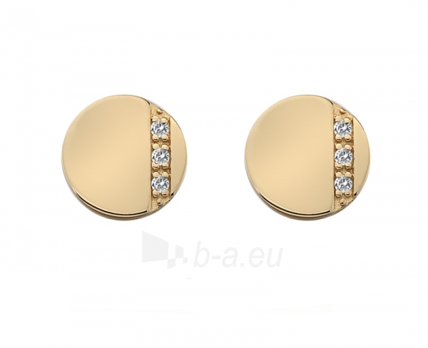 Hot Diamonds auskarai Hot Diamonds Silhouette Circle Rose Gold DE446 Paveikslėlis 1 iš 1 310820024736