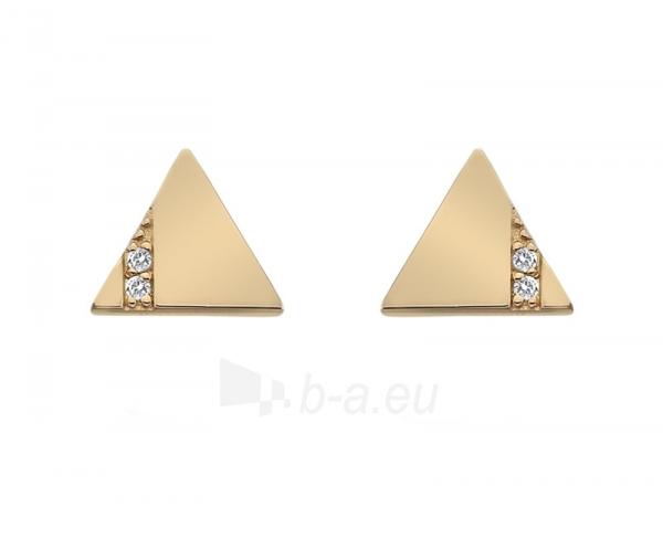 Hot Diamonds earrings Hot Diamonds Silhouette Triangle Rose Gold DE448 Paveikslėlis 1 iš 1 310820024738