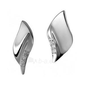 Hot Diamonds earrings Hot Diamonds Simply Sparkle Pave Leaf DE184 Paveikslėlis 1 iš 1 310820024464