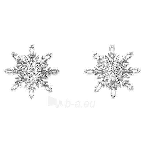 Hot Diamonds auskarai Winter Wonderland Snowflake DE312 Paveikslėlis 1 iš 1 310820024746