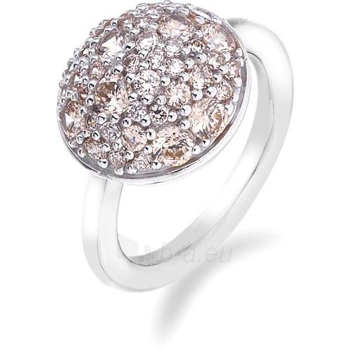 Hot Diamonds Prsten Emozioni Laghetto Bouquet Champagne ER009 (Dydis: 55 mm) Paveikslėlis 1 iš 3 310820017355