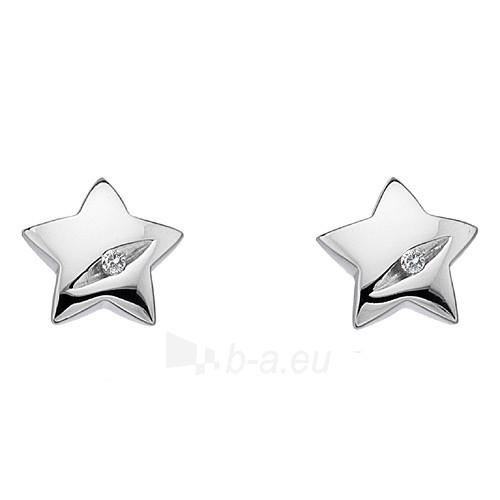 Hot Diamonds sidabriniai auskarai Hot Diamonds Shooting Stars DE323 Paveikslėlis 1 iš 1 310820024470
