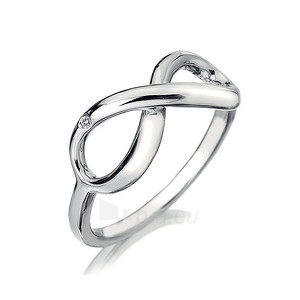 Hot Diamonds sidabrinis ring Hot Diamonds Infinity DR144 (Dydis: 57 mm) Paveikslėlis 1 iš 1 310820023171