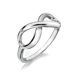 Hot Diamonds sidabrinis žiedas Hot Diamonds Infinity DR144 (Dydis: 58 mm) Paveikslėlis 1 iš 1 310820017403