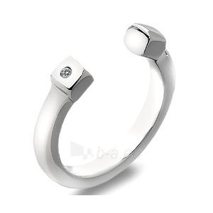 Hot Diamonds sidabrinis žiedas Hot Diamonds Lucky DR165 (Dydis: 51 mm) Paveikslėlis 1 iš 1 310820017405