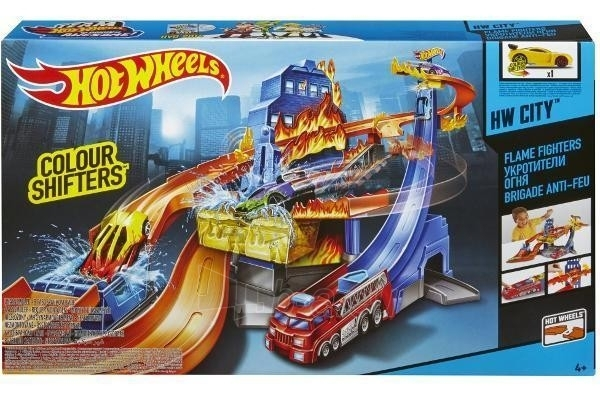 HOT WHEELS Trasa Mattel BGK05 FLAME FIGHTERS Paveikslėlis 1 iš 2 30007000139