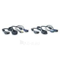 HP 1x4 KVM Console 6ft PS2 Cable Paveikslėlis 1 iš 1 250257600123