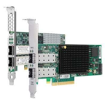 HP CN1000E PCI-E 10GBE DP CNA Paveikslėlis 1 iš 1 250257300029