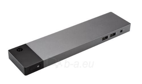 HP Elite x2 65W TB3 Dock Paveikslėlis 1 iš 1 310820015287