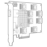 HP Proliant G6 SAS Expander Card Paveikslėlis 1 iš 1 250257600277
