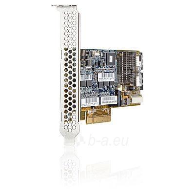 HP Smart Array P421/1GB FBWC 6Gb 2-ports Ext SAS Controller Paveikslėlis 1 iš 1 250255400162