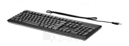 HP USB Keyboard RUS layout Paveikslėlis 1 iš 1 250255700629