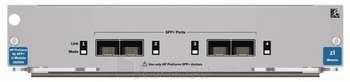 HPE 4-port 10GbE SFP+ zl Module Paveikslėlis 1 iš 1 310820009103