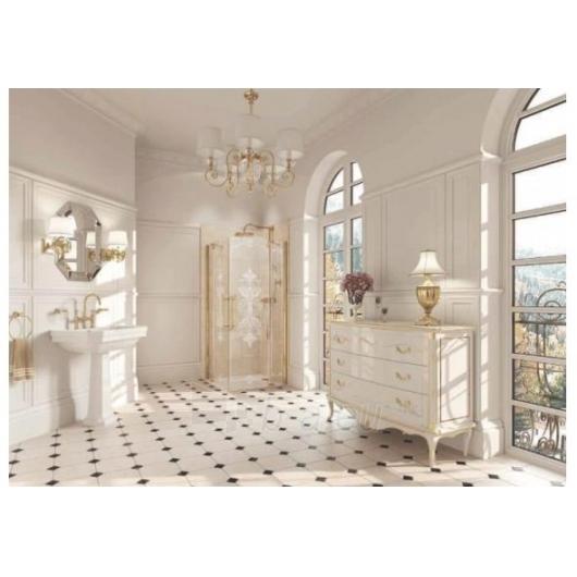 Huppe shower Studio Victorian 90X90 Paveikslėlis 1 iš 1 270730001009