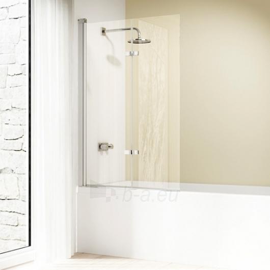 Huppe sienelė 5001 DESIGN elegance ant vonios krašto Paveikslėlis 1 iš 1 270717000992