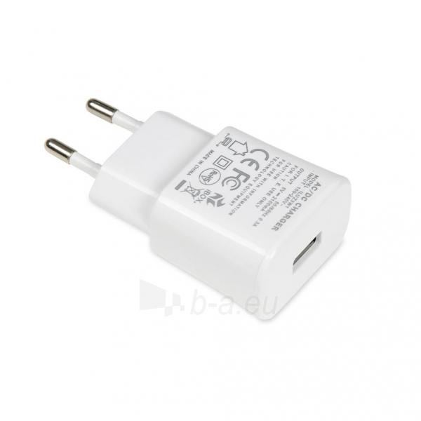 I-BOX 3W1KIT Nustatyti įkrovikliai: Automobilių ir siena çkroviklio USB, 2.1A Paveikslėlis 2 iš 6 310820011408