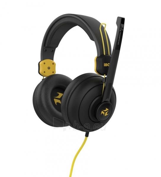 I-BOX X7 BLACK Žaidimų ausinės Paveikslėlis 1 iš 9 250255090739