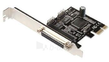 i-Tec PCIe I/O Controller Card 2x Serial Rs232 (COM)  1x Parallel- PCI Express Paveikslėlis 3 iš 5 250255081458