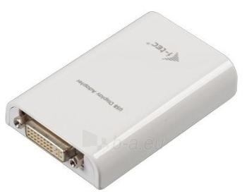 i-tec USB Full HD Adapter TRIO (DVI-I / VGA / HDMI) Paveikslėlis 1 iš 4 250255081442
