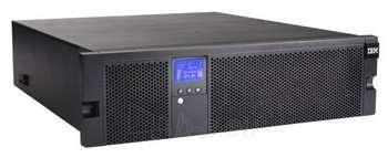 IBM 3000VA LCD 3U RACK UPS (100V/120V) Paveikslėlis 1 iš 1 250254300189